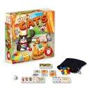 PIATNIK 663994 - Kompaktspiel Familie Happy Cats (F)