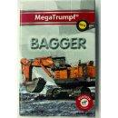 PIATNIK 425516 - Kartenspiel Bagger