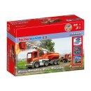 Fischertechnik 554193 - Easy Starter Fire Trucks -...