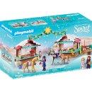PLAYMOBIL Spirit 70395 - Weihnachten in Miradero