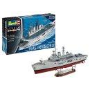 REVELL 05172 - HMS Invincible (Falkland War)