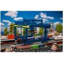 FALLER 120291 - Containerbrücke GVZ Hafen Nür