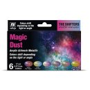Vallejo 777090 - Farb-Set, Magic Dust