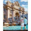 Schipper 609130819 MNZ - Fontana di Trevi in Rom