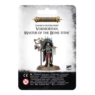 Games Workshop 94-20 Vokmortian, Master of the Bone-tithe