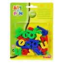 Simba - 104591455 - A&F Magnet-Kleinbuchstaben