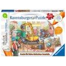 Ravensburger tiptoi Puzzles 00049 - Puzzle für...
