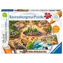 Ravensburger tiptoi Puzzles 00051 - Puzzle für...