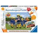 Ravensburger tiptoi Puzzles 00046 - Puzzle für...