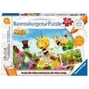 Ravensburger tiptoi Puzzles 00047 - Puzzle für...