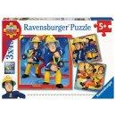 Ravensburger 3 X 49 Teile 05077 - FS: Unser Held Sam