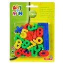 Simba - 104591457 - A&F Magnet-Zahlen/Zeichen