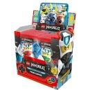 Durchgeknallt -Top Media 180675 LEGO Ninjago 5 Trading Cards