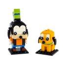LEGO Brickheadz 40378 - Goofy & Pluto