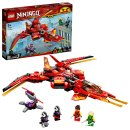 LEGO® NINJAGO 71704 Kais Super-Jet