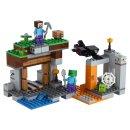 LEGO® Minecraft™ 21166 Die verlassene Mine