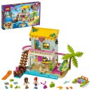 LEGO Friends 41428 - Strandhaus mit Tretboot