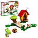 LEGO® Super Mario 71367 Marios Haus und Yoshi –...