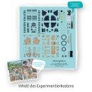 KOSMOS Experimentierkasten 620066 - Nuna - Dein Igel-Roboter