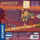 KOSMOS Familien- und Erwachsenenspiel 694272 - Imhotep -...