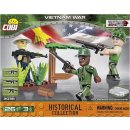 COBI-2038 VIETNAM WAR 26 PCS SMALL ARMY /2038/ VIETNAM WAR