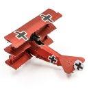 Metal Earth 012101 Fokker Dr.1 Triplane