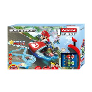 CARRERA FIRST 20063036 Nintendo Mario Kart™ - Royal Raceway