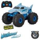Spin Master 13651 - MJC Megalodon Storm Amphibienfahrzeug