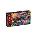 LEGO® NINJAGO® 71713 Schwarzer Tempeldrache