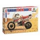 ITALERI 510104642 - 1:9 Yamaha Tenerè 660 cc 1986