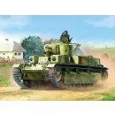 ZVEZDA 530006247 - 1:100 T-28 Soviet heavy tank