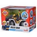 Simba  109251093   Sam Polizei Quad mit Figur