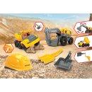 DICKIE 203729013 Volvo Construction Playset