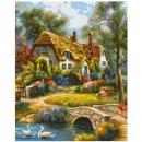 Schipper  609240831 Malen nach Zahlen  Old English Cottage