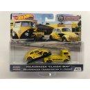 Mattel GJT42 Hot Whelles Premium Team Transporter  22