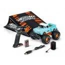 CARSON 500404156 - 1:22 Micro Monster m.Rampe 2.