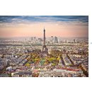 Castorland C-151837-2 - Cityscape of Paris, Puzzle 1500...