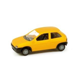Collection  Herpa MiniKit: Opel Corsa 2-türig   gelb