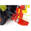UH Farm 4091 - Rabaud Farmer - Log Splitter - 1:32