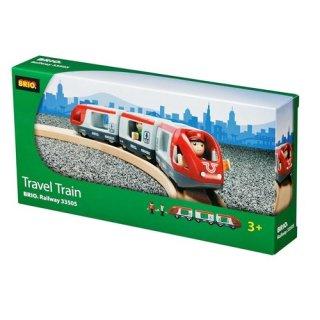 BRIO 33505  Roter Reisezug