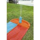 Bestway 52231 Wasserrutsche Dragstrip Splash Slide