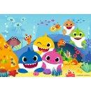 Ravensburger 2 X 12 Teile 5123 - BSH: Der kleine Baby Hai