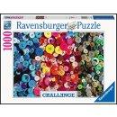 Ravensburger 1000 Teile 16563 - Challenge Puzzle -...