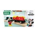 BRIO 32265 - Batteriebetriebener Micky Maus Zug