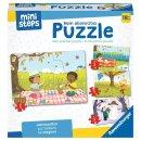 Ravensburger ministeps 4168 - Mein allererstes Puzzle:...