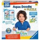 Ravensburger ministeps 4184 - Aqua Doodle® Puzzle:...