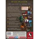 Pegasus Spiele Brettspiel 51306G Roll Player: Monsters...