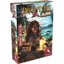 Pegasus Spiele Brettspiel 51843G Adventure Island