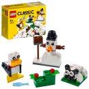 LEGO® Classic 11012 Kreativ-Bauset mit weißen...