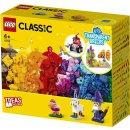 LEGO® Classic 11013 Kreativ-Bauset mit durchsichtigen...
